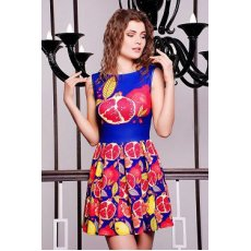 Гранат платье Мия-1 б/р NCG9662