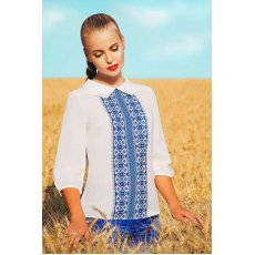 Вышиванка блуза Тамила2 д/р NCG9653