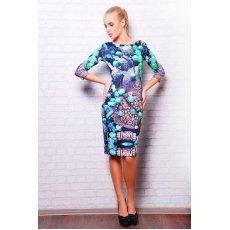 Инди платье Лоя-1Ф д/р NCG9689