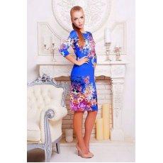 Осенний букет платье Лоя-1 д/р NCG9778