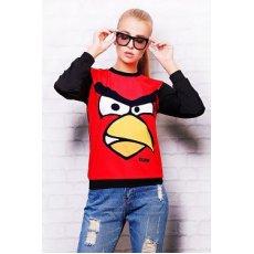 Angry Birds кофта Свитшот №2 (весна) д/р NCG9545