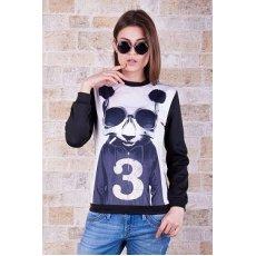 Панда кофта Свитшот №2 (весна) д/р NCG9786