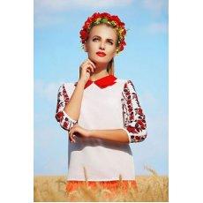Червона Рута блуза Тамила3 д/р NCG9962