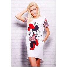 Вышиванка Minnie футболка Фрак-3 NCG10584