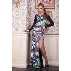 Инди платье Долорес д/р NCG9687