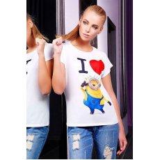 Миньон 2 футболка Кимоно NCG10610