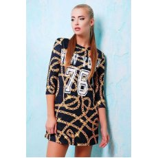 New York 78 платье Тана-1 д/р NCG9573