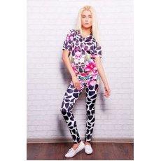 Цветной жираф Костюм Леся1 NCG9950