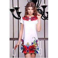 Маки платье Тая-2 к/р NCG9749