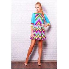 Valentino Rainbow платье Мия-1 д/р NCG9585