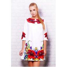 Маки платье Тая-3 д/р NCG9750