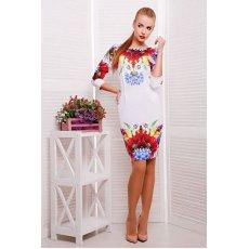 Маки платье Эльза-2 д/р NCG9751