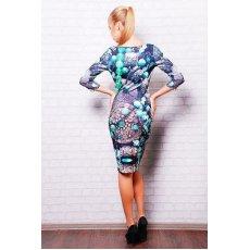 Инди платье Лоя-1 д/р NCG9688