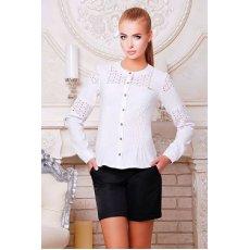 блуза Снежана д/р NCG9635