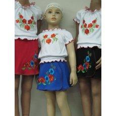 Комплект Полевые цветы интерлок NCL494
