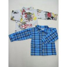Рубашка начес NCL54