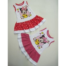 Платье Малышка накатка кулир NCL355