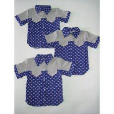 Рубашка короткий рукав интерлок NCL190