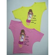 Блуза накатка фуликра NCL689
