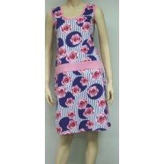 Платье женское (Кокетка) реактив NCL370