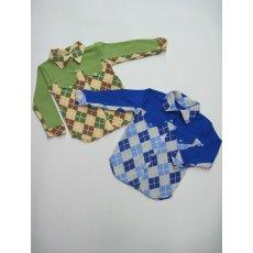 Рубашка дл.рукав интерлок NCL274