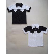 Рубашка короткий рукав висконт NCL823