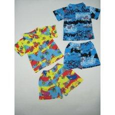 Рубашка+шорты кулир NCL215