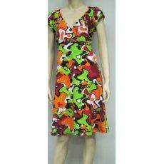 Платье Аннушка реактив NCL285