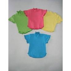 Блуза с крылышком рубчик NCL305