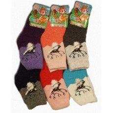 Аногоровые детские носки