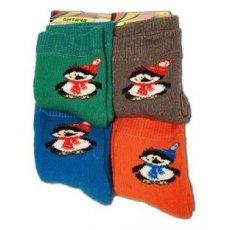 Зимние детские носки