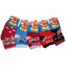 "Детские махровые носки ""JinGya"", В/212"
