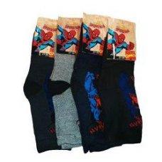 """Подростковые махровые носки """"SPIDER-MAN"""""""