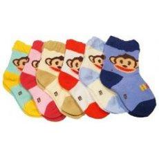 """Носки для новорожденных """" Мартышка """""""