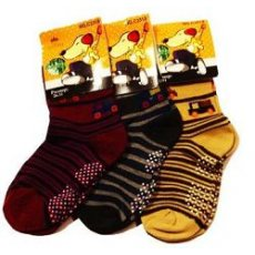 """Детские носки с тормозами """"Корона"""",С/3518"""