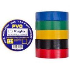 Изолента PVC 20 «Rugby» Цветная