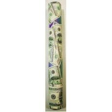"""Хлопушка-празднечная """"Доллар"""" 40см"""
