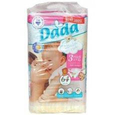 """Памперсы """"Dada"""",4-9 кг"""