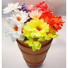"""Искусственные цветы """" Лотос """""""