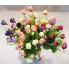 """Цветы искусственные """" Розочка """""""