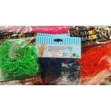 "Резинки Loom Bands разноцветные ""Colorful"",200шт"