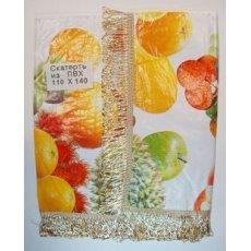 """Скатерть рvc """"Лимон"""",110*140 cm"""