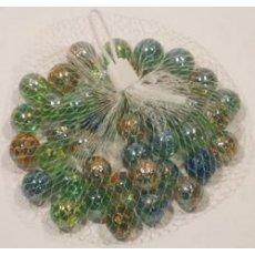 Марблс - стеклянные шарики для декора №102