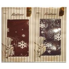 "Колготы женские с рисунком ""Kaituo"",8706 снежинка"