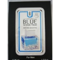 Antonio Banderas Blue Seduction men edt 35ml / iPhone