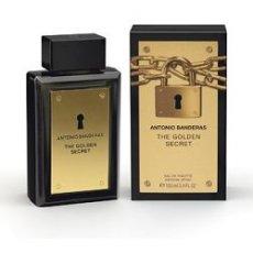 Antonio Banderas Secret Golden edt 100ml мужские
