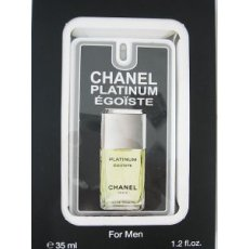 Chanel Egoiste Platinum edt 35ml / iPhone