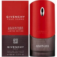 Givenchy Pour Homme Adventure Sensations edt 100ml