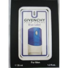 Givenchy Pour Homme Blue Label edt 35ml / iPhone