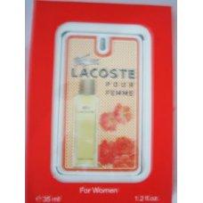 Lacoste Pour Femme edp 35ml / iPhone